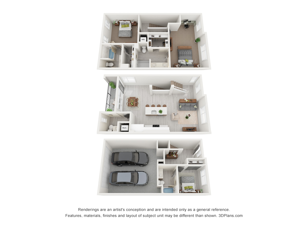 Townhome 2